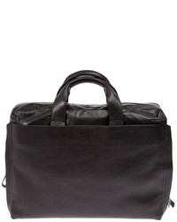 Lanvin Textured Briefcase