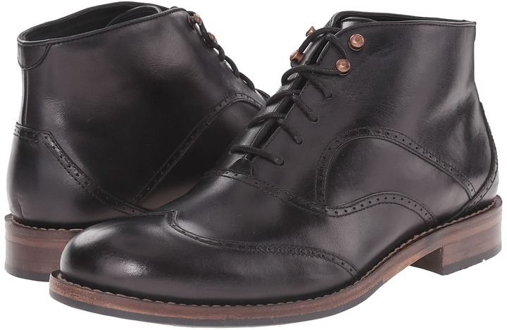 2a56df5c129 $295, Wolverine 1000 Mile Wesley Wingtip Chukka Lace Up Boots