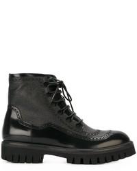 Dolce & Gabbana Cortina Boots