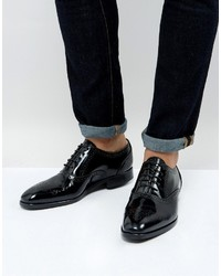 Paul Smith Ps By Gilbert High Shine Brogues In Black
