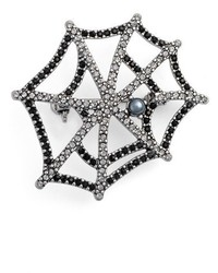 Marc Jacobs Cobweb Brooch