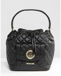 Love Moschino Bucket Shoulder Bag