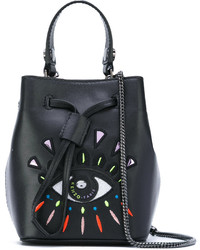 Kenzo Eye Mini Bucket Bag