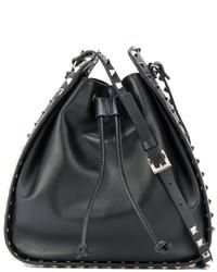Valentino Garavani Rockstud Bucket Shoulder Bag
