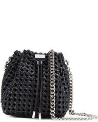Stella McCartney Weaved Bucket Bag