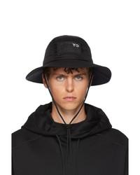 Y-3 Black Adizero Bucket Hat