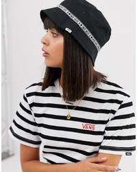Vans Black Bucket Hat
