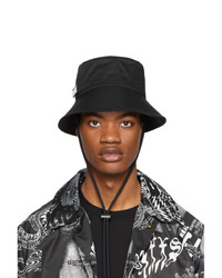 Diesel Black Cefis Bucket Hat