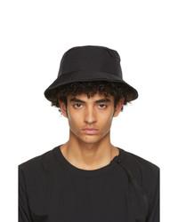 C.P. Company Black Chrome Gart Dyed Bucket Hat