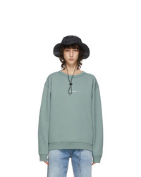 Acne Studios Black Logo Plaque Bucket Hat