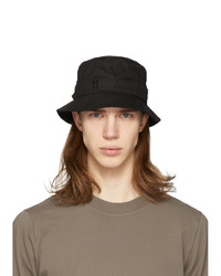 11 By Boris Bidjan Saberi Black New Era Edition Bucket Hat