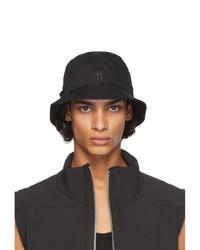 11 By Boris Bidjan Saberi Black New Era Edition Bucket Hat