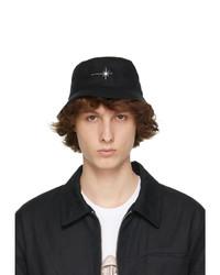 EDEN power corp Black Shinin Bucket Hat