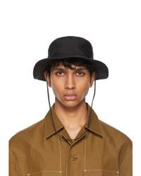 Lemaire Black Sun Hat