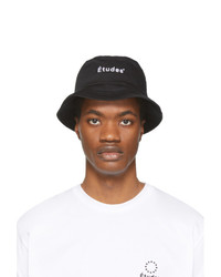Études Black Training Bucket Hat
