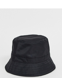 Monki Bucket Hat In Black
