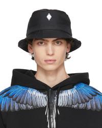 Marcelo Burlon County of Milan Er Black Label Edition Cross Bucket Hat