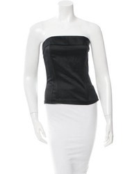 Chanel Constructed Bustier Top