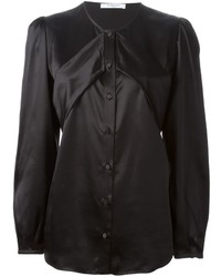 Givenchy Pleat Detail Blouse