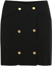 Maison Margiela Crepe Mini Skirt