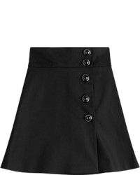 RED Valentino Skirt With Statet Buttons