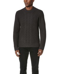 rag & bone Angus Cable Crew Sweater