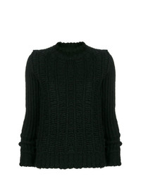Rick Owens Chunky Knit Sweater