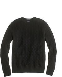 J.Crew Italian Cashmere Cable Sweater