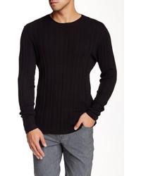 John Varvatos Collection Long Sleeve Rib Sweater