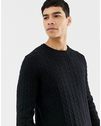 ONLY & SONS Knitted Jumper With Cable Detail