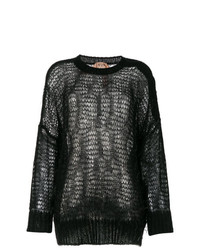 N°21 N21 Loose Knit Jumper