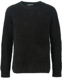 Neil Barrett Multi Knit Sweater
