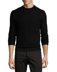 Theory Salins Castellos Merino Wool Crewneck Sweater