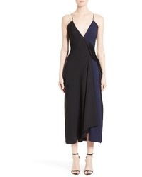 Victoria Beckham Asymmetrical Camisole Dress