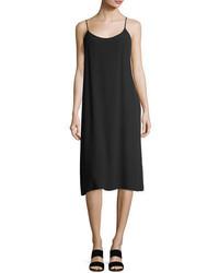 Crinkled crepe camisole dress medium 4470627