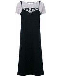 Kenzo Layered Cami Dress