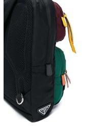632ba551ba ... Prada One Shoulder Backpack ...