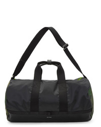 Paul Smith Black Naked Lady Camo Duffle Bag