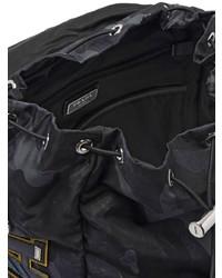 c0e46a12464d ... Camouflage Nylon Backpacks Prada Printed Technical Fabric Backpack Prada  Printed Technical Fabric Backpack ...
