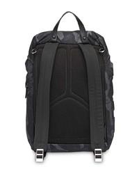 bd170ef70c1c Prada Printed Technical Fabric Backpack, $1,513   farfetch.com ...