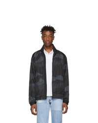 Moncler Black Camo Theodore Jacket
