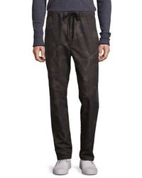 rag & bone Everett Camouflage Drawstring Trousers