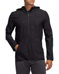 adidas City Camo Hooded Jacket