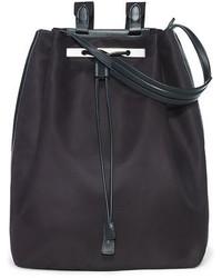 The Row Backpack 11 Nylon Bag Black