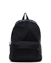 Balenciaga Black And Blue Wheel Backpack