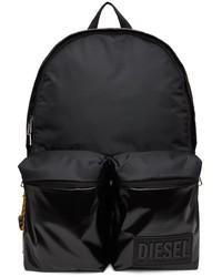 Diesel Black Backyo Backpack