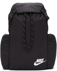 Nike Black Heritage Backpack