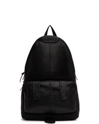 Diesel Black Montekkio Backpack