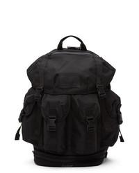 Yohji Yamamoto Black New Era Edition Utility Backpack