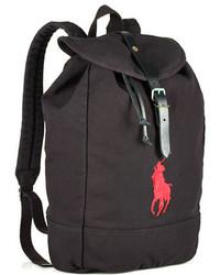 Men s Black Backpacks by Polo Ralph Lauren  b9c985baaf2b9